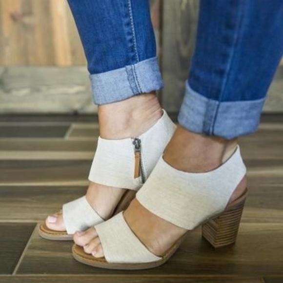 676087856e9 Toms Shoes - Toms WOMEN S MAJORCA CUTOUT SANDAL- Natural Yarn
